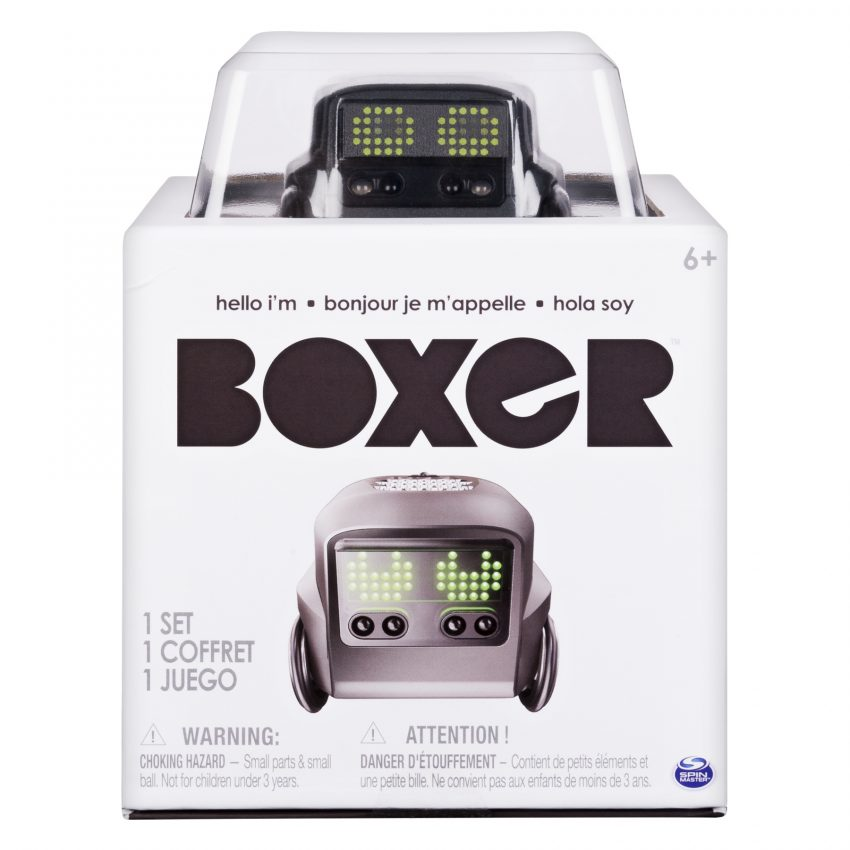 Boxer toy on the Dream Toys 2018 list of best toys to buy for Christmas
