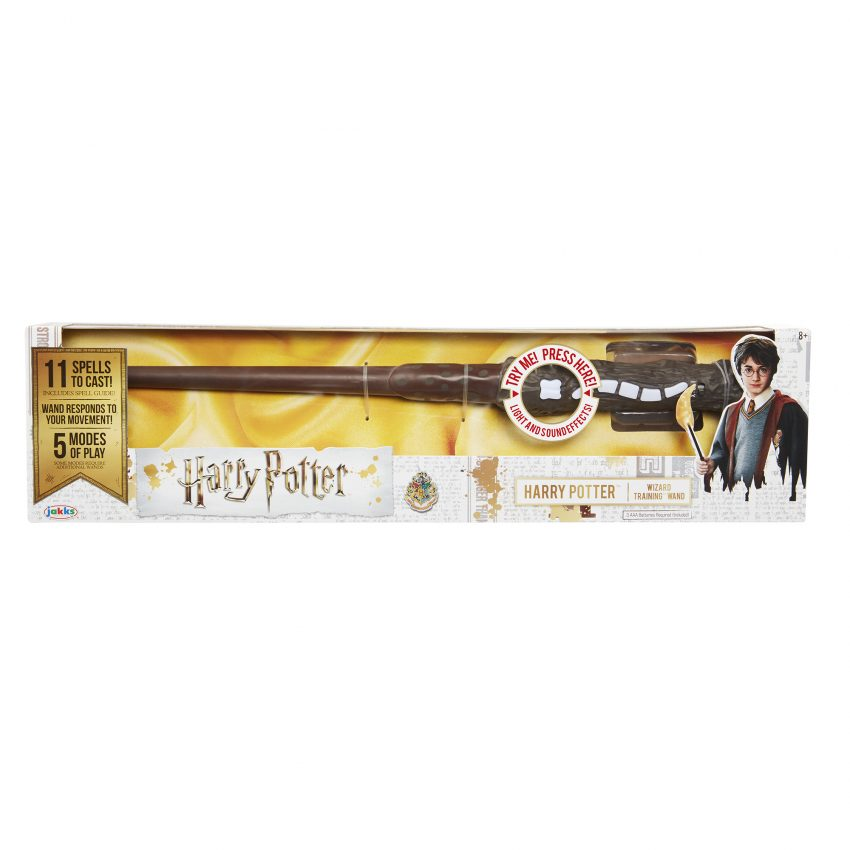 Harry Potter Wizard Training Wand on the Dream Toys 2018 list of best toys to buy for Christmas