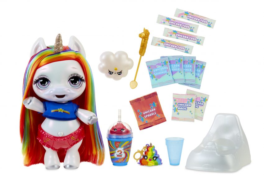 Poopsie Surprise Magical Unicorn on the Dream Toys 2018 list of best toys to buy for Christmas