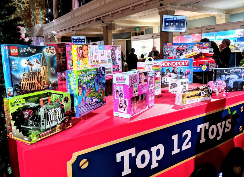 Dream Toys 2018 Top 12 toys to buy for Christmas