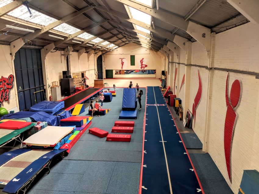 Checkers Gymnastics Gloucester