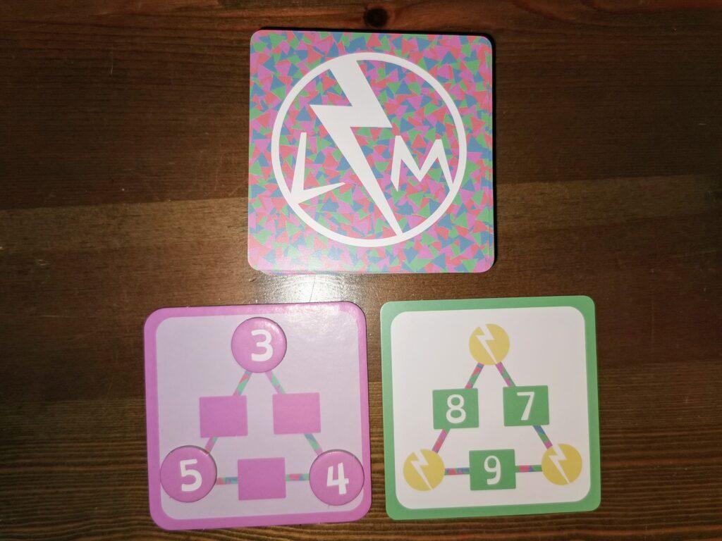 Lampogo 3 maths game from Lightning Maths